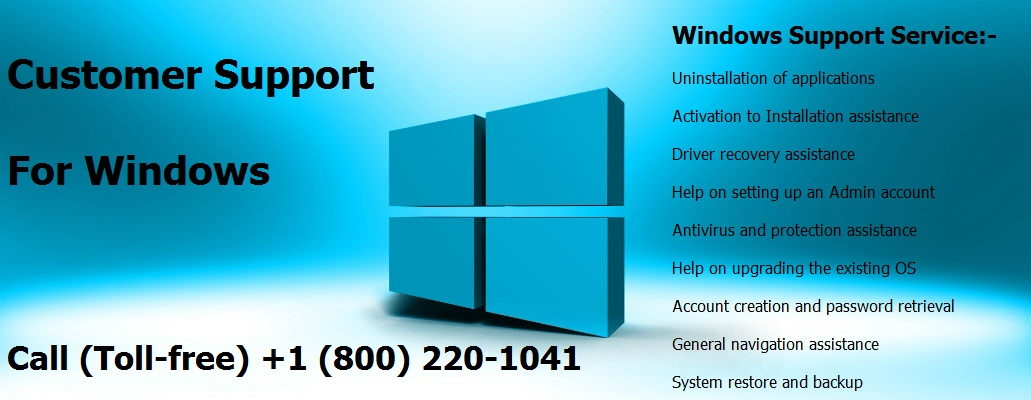 windows tech support number