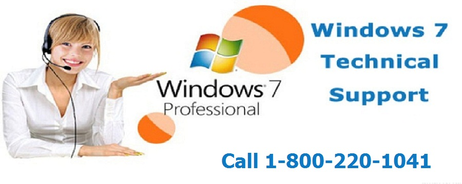 Windows 7 Technical Support Number