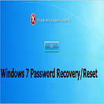 Windows 7 Password Recovery Number