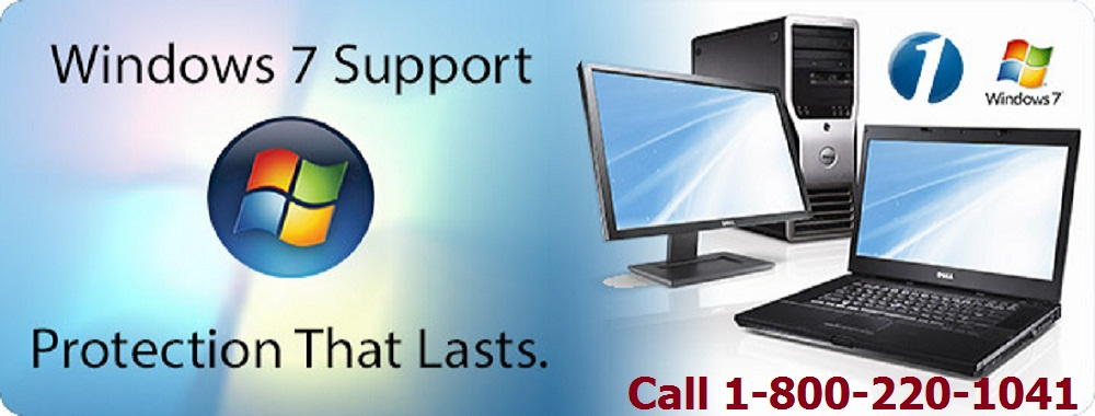 windows 7 Customer Support